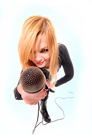 girl-with-mic